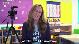Take Two Film Academy in Schools