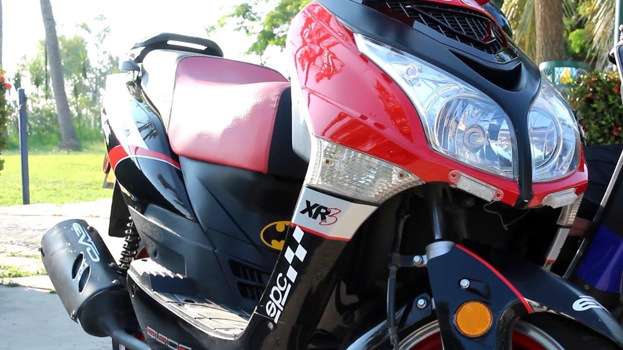 Watch For Motorcycles >> Motoneta kurazai Blade 150 prueba / Review - YouTube