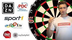 Darts Live im TV, Stream oder Ticker: So kannst Du Darts schauen! | myDartpfeilTV