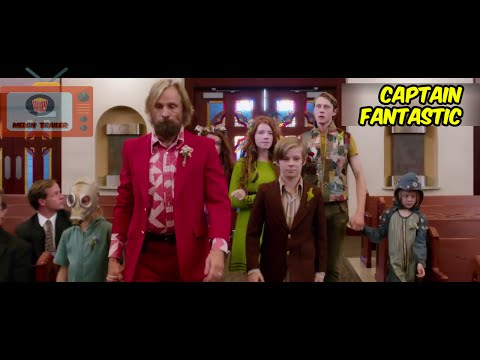 Trailer  Captain Fantastic  | Viggo Mortensen Kathryn Hahn| Movie HD