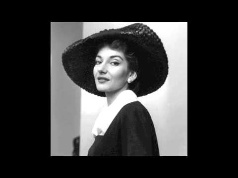 Legendary Callas Lucia Sextet with Encore Karajan Berlin 1955 LIVE