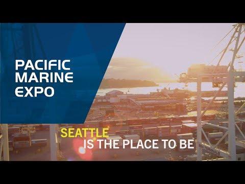 PALFINGER MARINE is heading to Pacific Marine Expo