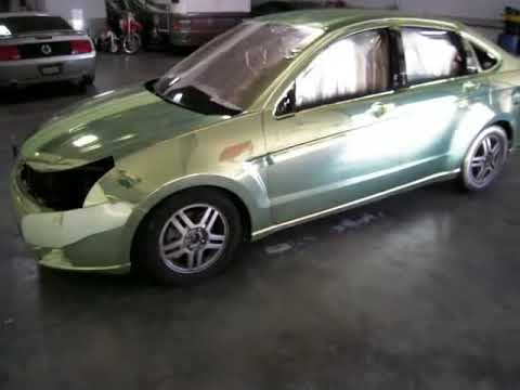 Spray On Chrome Car Paint By Creations N 39 Chrome Youtube
