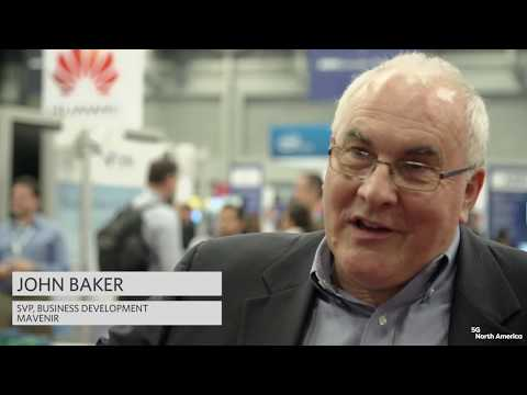 Mavenir's John Baker at 5G North America