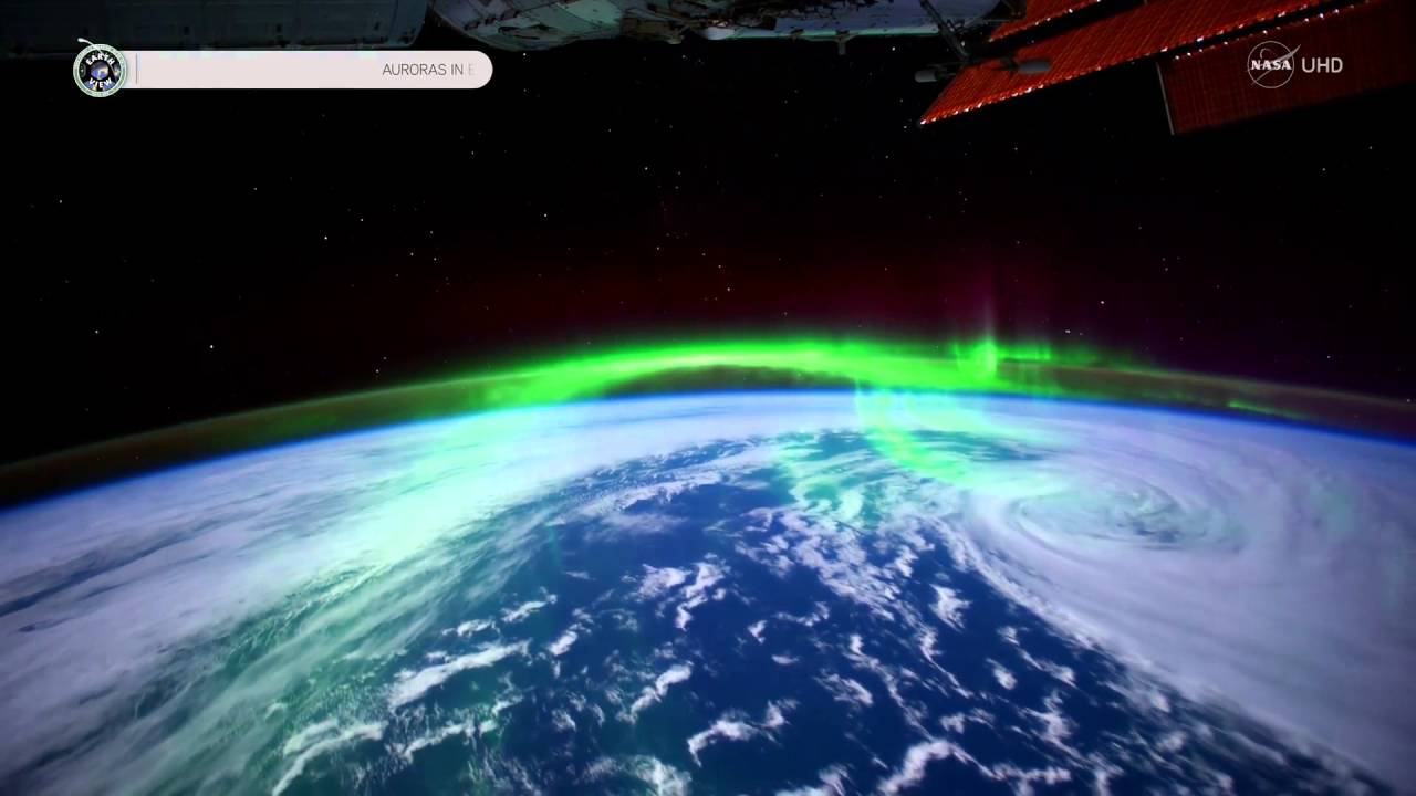 Northern Lights Iss