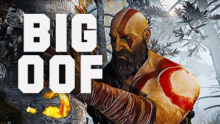 He Slap The Taste Out My Mouth | God Of War 4 (2018)