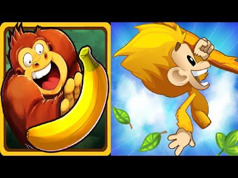 Banana Kong Benji Bananas Adventures NEW Android İos Free Game GAMEPLAY VİDEO