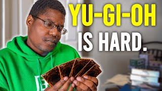 Things 1st Time Yu-Gi-Oh Players Say