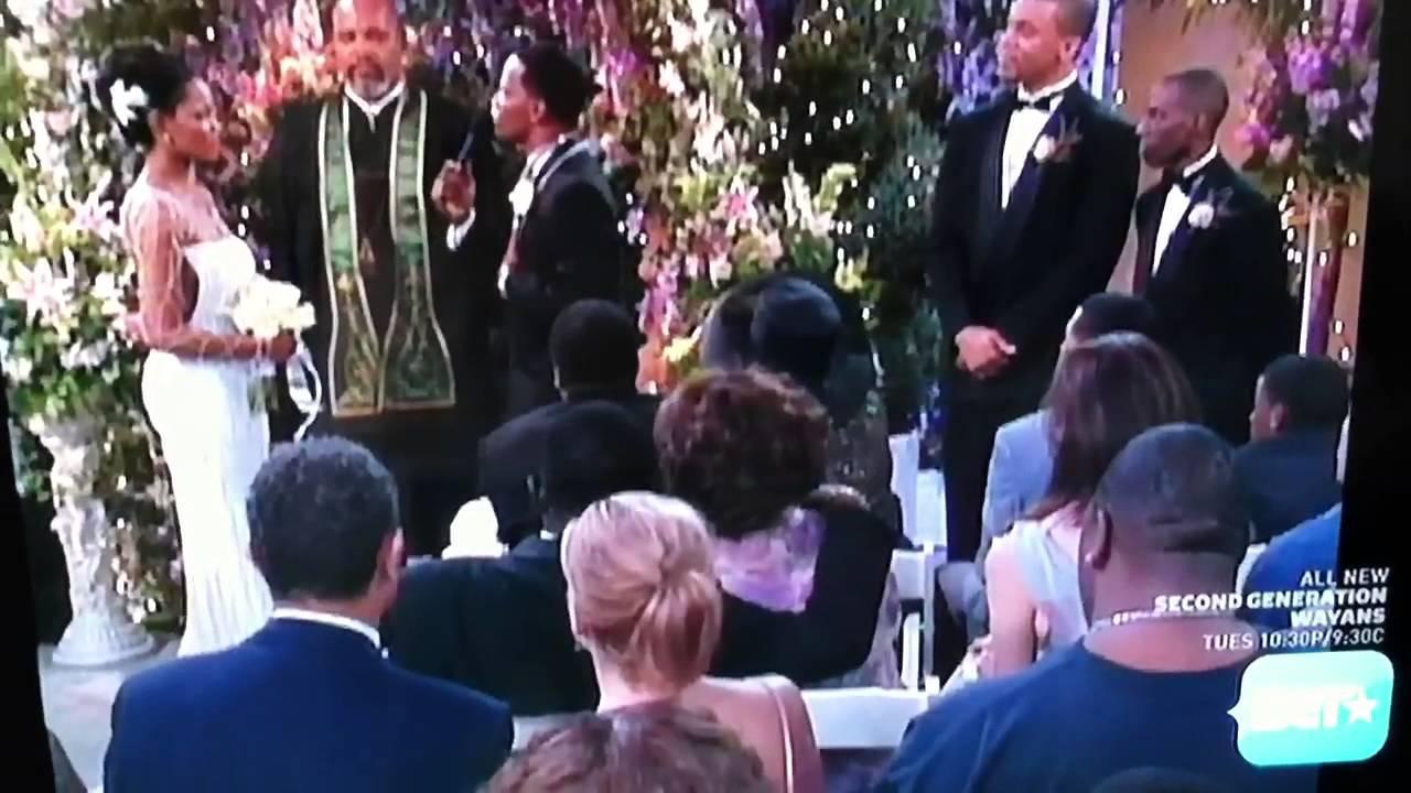 Jamie Foxx Wedding Song