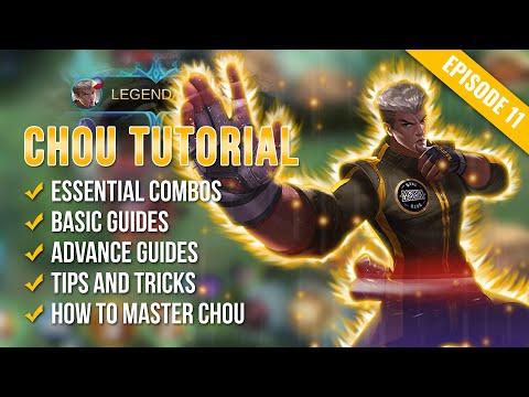 CHOU Tutorial & Guide 2021 (English): Skills, Combo, Tips & Tricks | Mobile Legends | ML