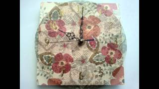 Brighter Times Clocks Gallery - Handmade Clocks