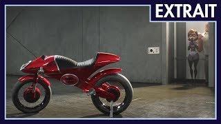 Les Indestructibles 2 - Extrait : L'Elasticycle d'Elastigirl
