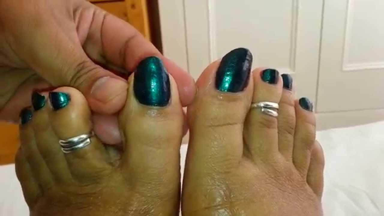 Interesting. Indian aunty feet