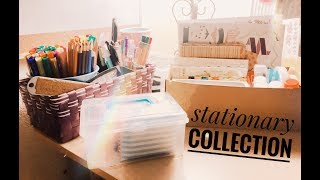 stationery collection   what i use in my kpop journal