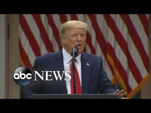 Trump Terminates Relationship With World Health Organization
