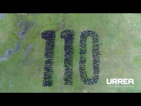 URREA celebra 110 años