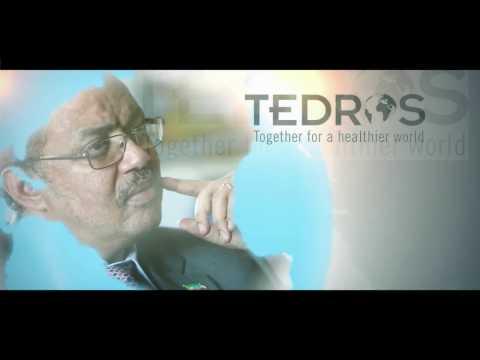 Dr. Tedros Adhanom Ghebreyesus for WHO Director-General