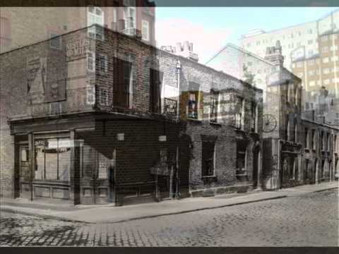 JACK THE RIPPER LOCATIONS : THEN AND NOW