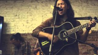 woodsessions 1 rusa militan mykonos fleet foxes cover
