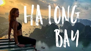 HALONG BAY VIETNAM TRAVEL GUIDE