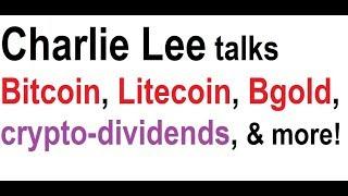 Video Charlie Lee talks Litecoin, Bitcoin, and more! 2-7-2017 download MP3, 3GP, MP4, WEBM, AVI, FLV Februari 2018