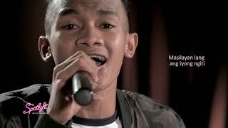 "Jong Madaliday sings ""PAG-IBIG"" (originally performed by Spongecola)"