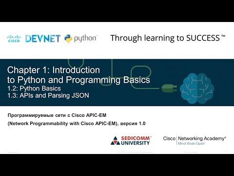 Cетевое программирование Python: Глава 1 - Введение в Python и Основы Программирования. Часть 2