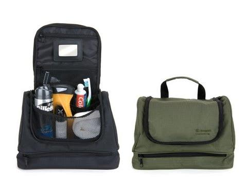 107eeab1cf Snugpak Luxury Wash Bag   Toiletry Bag - YouTube