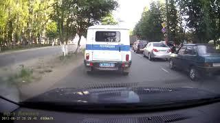 Город Ковров глазами водителей