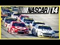 NASCAR '14 - Chase Race at Chicagoland!