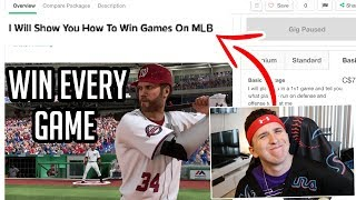 I hired a mlb the show 19 coach and the results will shock you