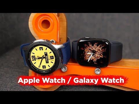 Apple Watch 4 против Galaxy Watch 2018 — обзор лучших смарт-часов