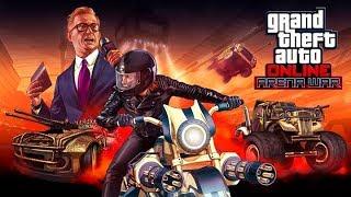 Grand Theft Auto V  Online Arena War NOWE DLC Nowe + Pojazdy mieszkanie