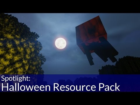 Halloween Resource Pack for Minecraft