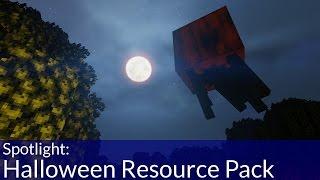 Halloween Resource Pack for Minecraft