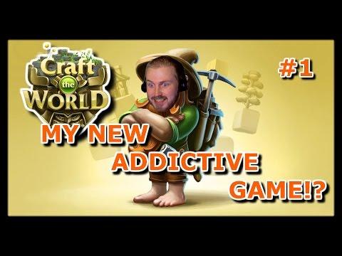 ADDICTIVE GAME?! | Craft the World |