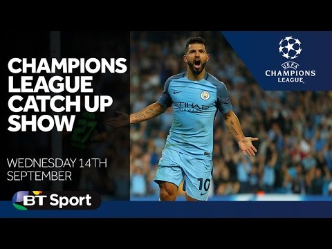 Champions League Catch Up Show | Goals and highlights | Sept 14th 2016