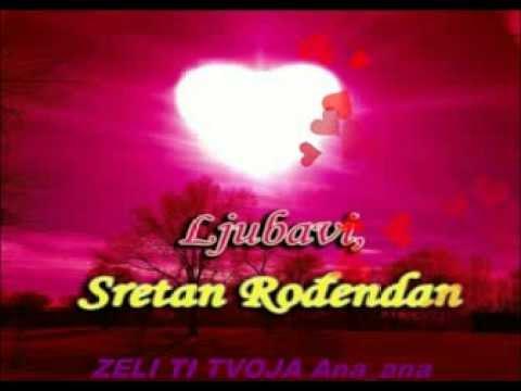 sretan rođendan ljubavi sretan rodjendan ljubavi♥ ♥ ♥ ♥ ♥ ♥   YouTube sretan rođendan ljubavi