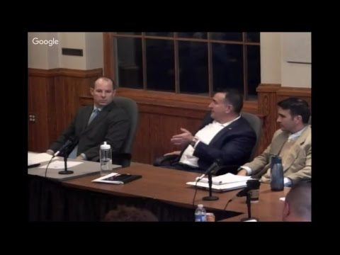 Council Rock School District Facilities Committee Meeting 12.6.2018