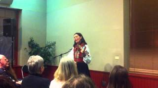 The Louse Song - Loretta Kelley - Hardanger Fiddle