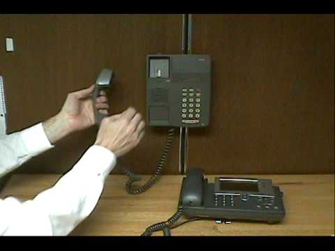 Mount Your Office Phone To Cubicle Wall Youtube