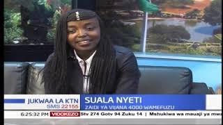 SUALA NYETI: Mpango wa Generation Kenya | Jukwaa la KTN