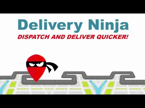 Deliver by Ninja: the store-to-door delivery tracker thumbnail