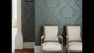 �������� ���� Колекція тканин та шпалер Constantina Damask від Zoffany ������