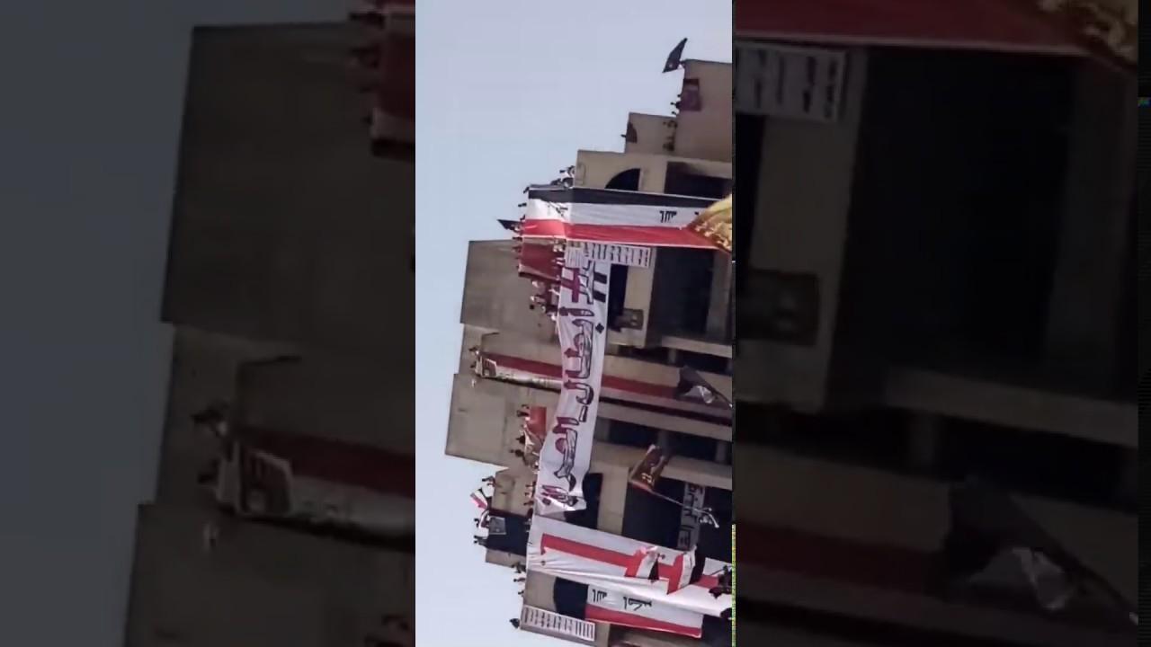 مظاهرات ساحة التحرير وصمود المتظاهرين على مطعم التركي جبل احد يكولون ما ننطيه#_نازل_اخذ_حقي
