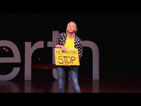 The power of storytelling | Andrea Gibbs | TEDxPerth