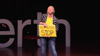 The power of storytelling | Andrea Gibbs | TEDxPerth