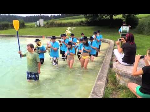 Cold Water Challenge 2014 - MV St.Oswald/NÖ