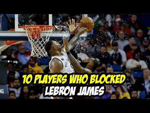 10 Players who Blocked Lebron James
