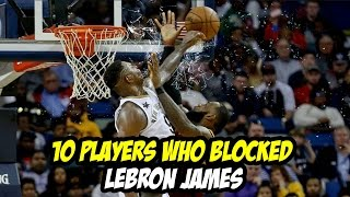 Video 10 Players who Blocked Lebron James download MP3, 3GP, MP4, WEBM, AVI, FLV Oktober 2018